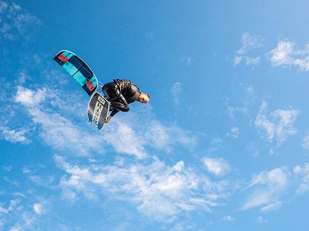 Kiteboarding Advanced Lessons
