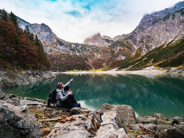 Lake Lovely Water Hike Tour