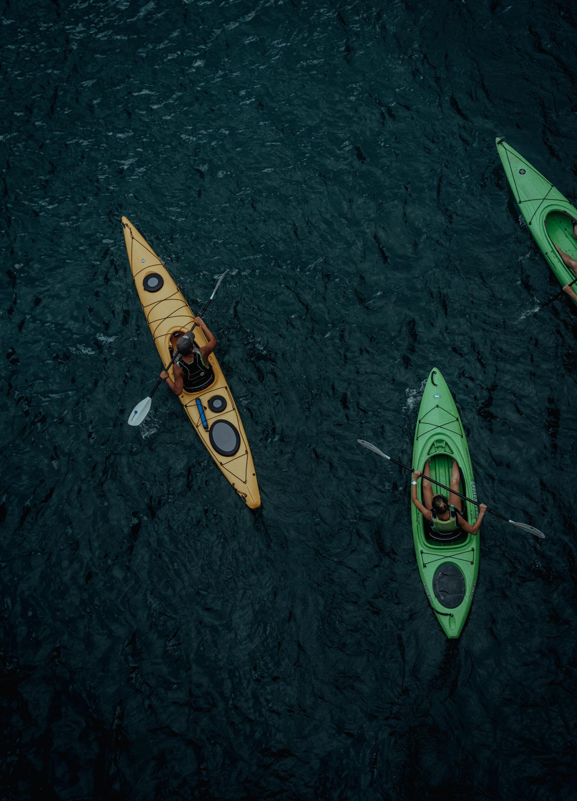 Single Person Kayak Rental